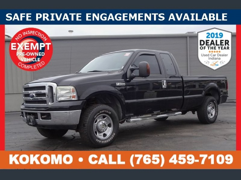 Photo Used 2006 Ford F250 XLT for sale