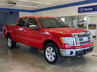 Photo Used 2009 Ford F150 4x4 SuperCrew King Ranch for sale