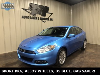 Photo Used 2016 Dodge Dart SXT Sport w Chrome Package for sale