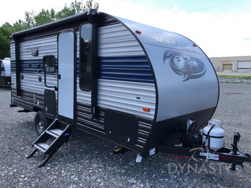 Photo 2021 Forest River Rv Cherokee Wolf Pup 16PF $ 15995