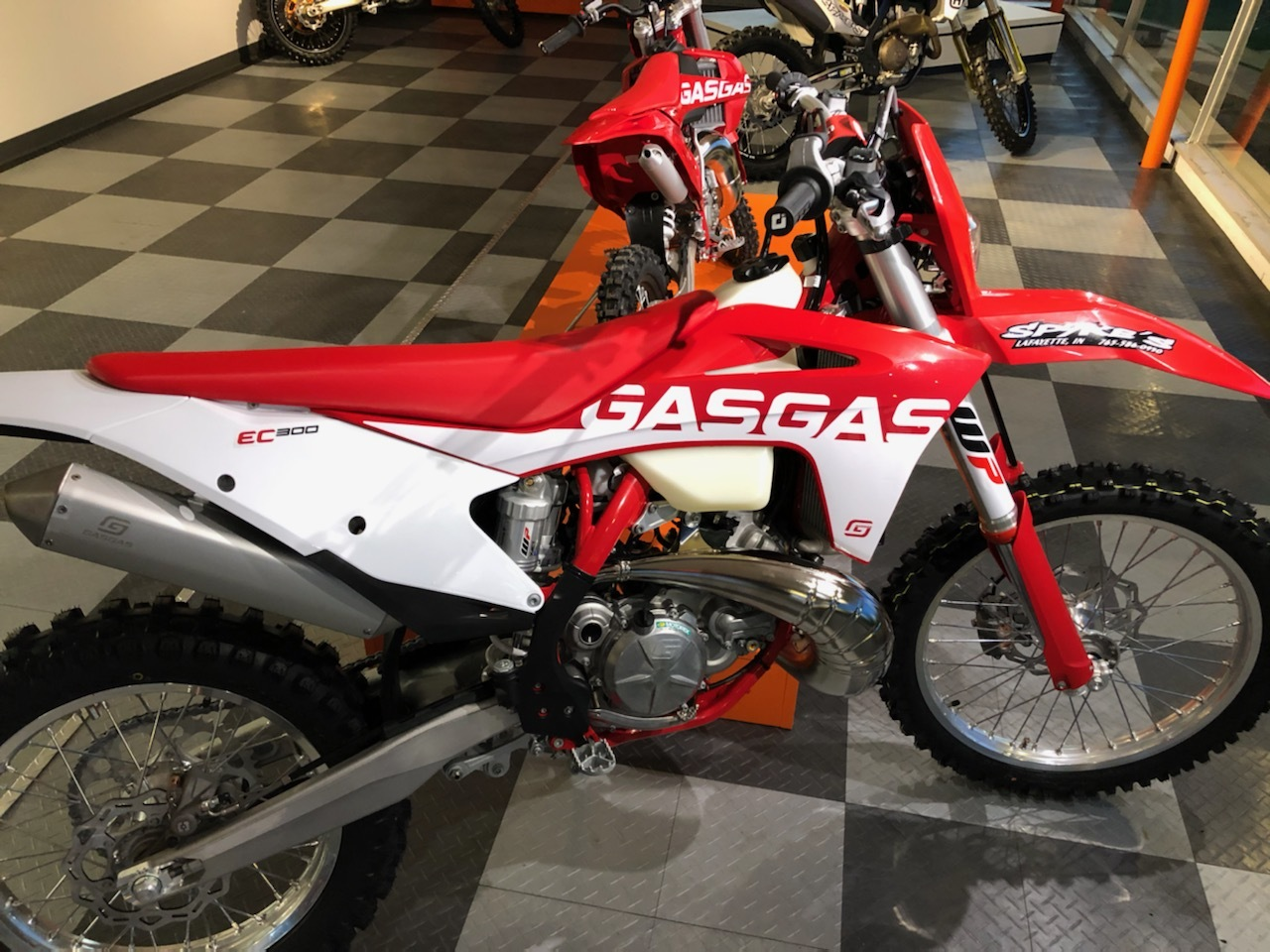 Photo 2021 Gas Gas EC 300 $9599