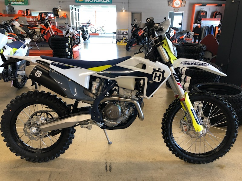 Photo 2021 Husqvarna Motorcycles FE 350 $10699