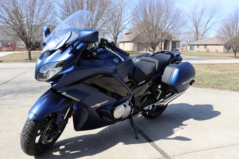 Photo Used 2019 Yamaha Sport Touring Motorcycle  $14900