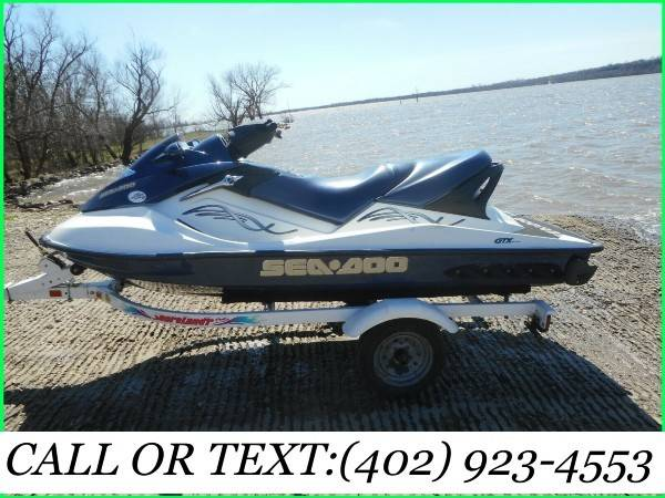 Photo excellent condition SeaDoo GTX Speedster - $1000 (kokomo)