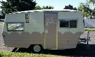 1967 Aristocrat Lo Liner Travel Trailer 8500 Rv Rvs For Sale Seattle Wa Shoppok