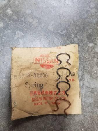 Photo 1964 Datsun Roadster Door handle clips - $2 (Pasco)