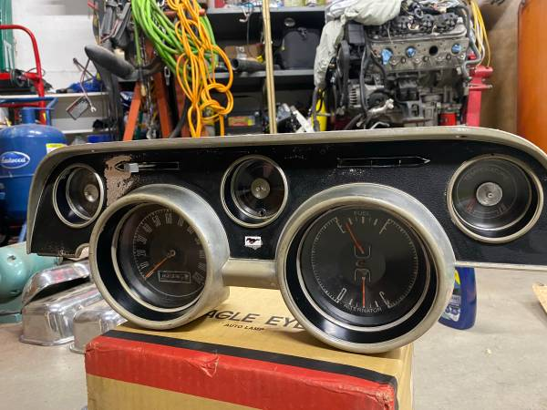 Photo 1967-68 ford mustag - $300 (Kennewick)