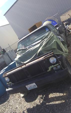 Photo 1975 chevy long bed - $700 (Richland)