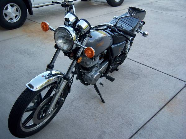 Photo 1981 Yamaha SR500, Low Miles, Excellent Condition - $2,995 (Kennewick)