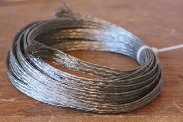 Photo 19 FT Ground Strap Cable - $20 (KENNEWICK)