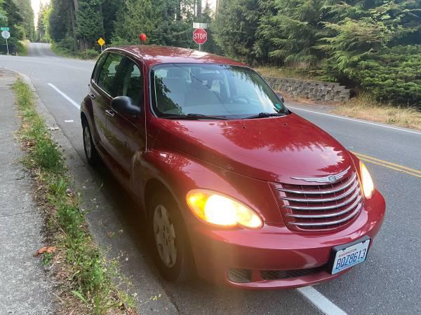 Photo 2008 Chrysler PT Cruiser HOT RED - $2,900 (Richland)