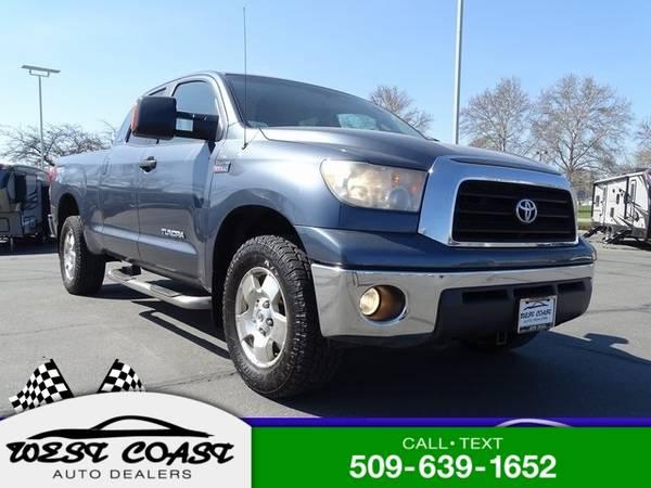 Photo 2008 Toyota Tundra SR5 - $13875 (_Toyota_ _Tundra_ _Truck_)