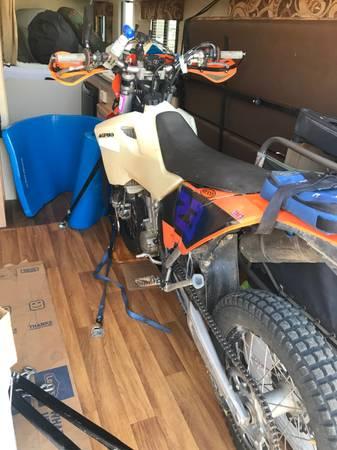 Photo 2010 KTM 400  450 Parts for sale (Richland)