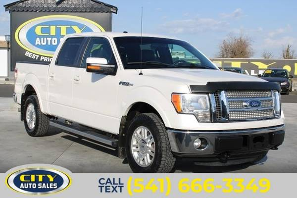 Photo 2011 Ford F-150 Lariat Pickup 4D 5 12 ft - $27,000 (_Ford_ _F-150_ _Truck_)