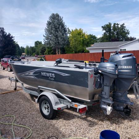 Photo 2012 Hewes Craft Open Fisherman - $24,999 (Boise)