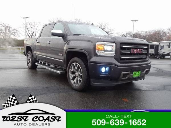 Photo 2014 GMC Sierra 1500 SLT - $27996 (_GMC_ _Sierra 1500_ _Truck_)