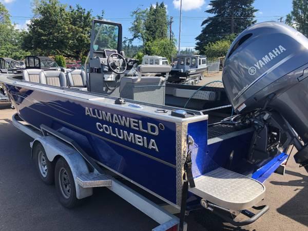Photo 2016 2539 Alumaweld Columbia - $61,995 (TURN KEY FALL FISHING MACHING...COMPLETELY LOADED)