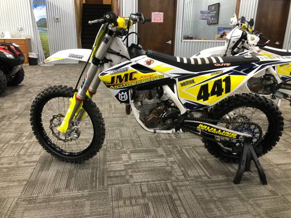 Photo 2017 Husqvarna FX 350 - $5,995 (Pasco)