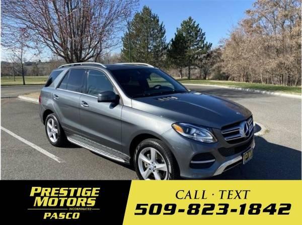 Photo 2017 Mercedes-Benz GLE 350  4MATIC Sport Utility 4D - $31650 (_Mercedes-Benz_ _GLE 350_ _SUV_)