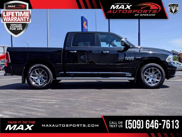 Photo 2017 Ram 1500 Limited Pickup - Clearly a better value - $41,980 (Max Autosports of Spokane)
