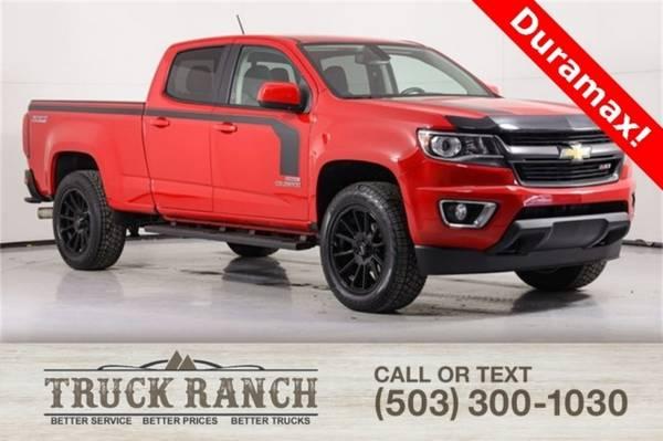 Photo 2018 Chevrolet Colorado Z71 - $37,995 (_Chevrolet_ _Colorado_ _Truck_)