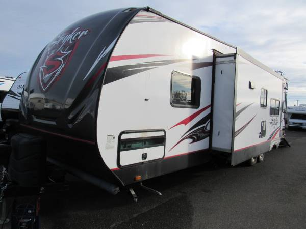 Photo 2018 Stryker 2916 Toy Hauler travel trailer - $39,985 (Pasco call for internet price)