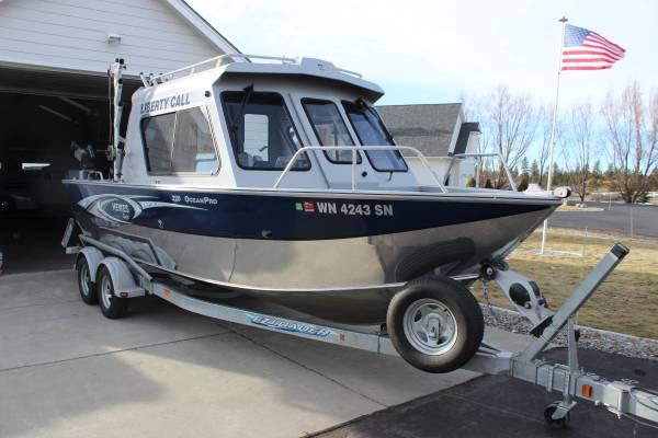 Photo 220 Hewes Ocean Pro - $65000 (North Spokane)