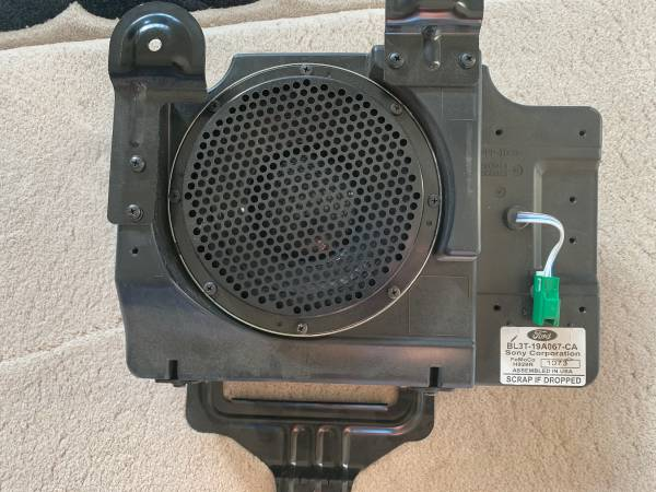 Photo 700W 10 Sony subwoofer - $150 (Richland)