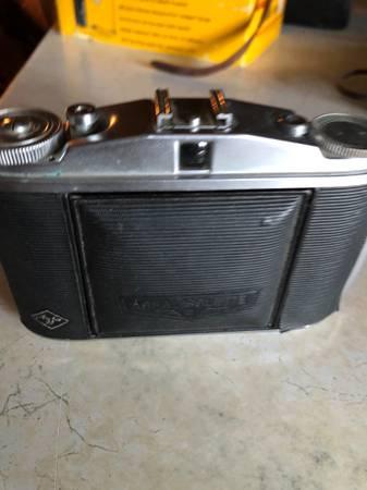 Photo Agfa jsolette 6x6 Apotar 4585mm camera - $150 (Wenatchee wa)