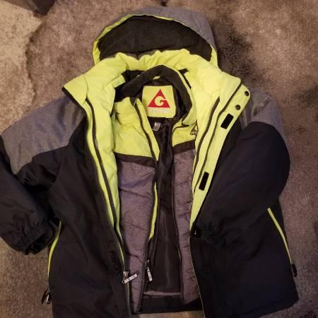 Photo Boy39s winter coat, 2 in 1. Size 10-22 - $20 (Richland)
