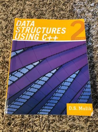 Photo Data Structures C (CBC) - $5 (Richland)