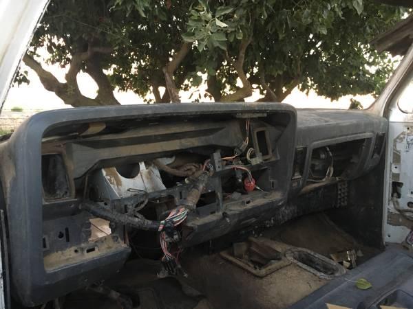 Photo Dodge Ram Truck First Gen AC Dash 1993 1992 1991 1990 1989 Cummins 5.9 - $125 (Hermiston)