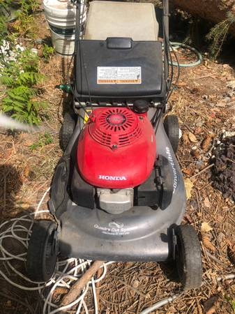Photo Honda mower for sale - $200 (Kennewick)