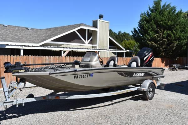 Photo Lowe 17W Boat for sale - $13,500 (kennewick)
