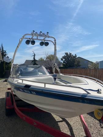 Photo Master craft Tristar skiboat - $17,500 (Kennewick)