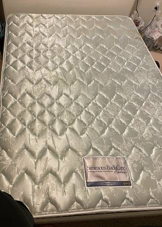 Photo Mattress - full size for sale - $200 (West Pasco)