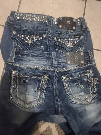 Photo Miss me jeans - $50 (Kennewick)