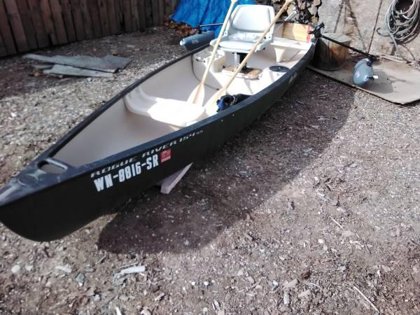 Photo Rogue River Canoe - $1300 (Kennewick, Wa.)