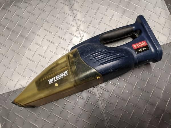 Photo Ryobi One Cordless Tools Drills Saws, Vac, Light, Charger - $20 (Richland)