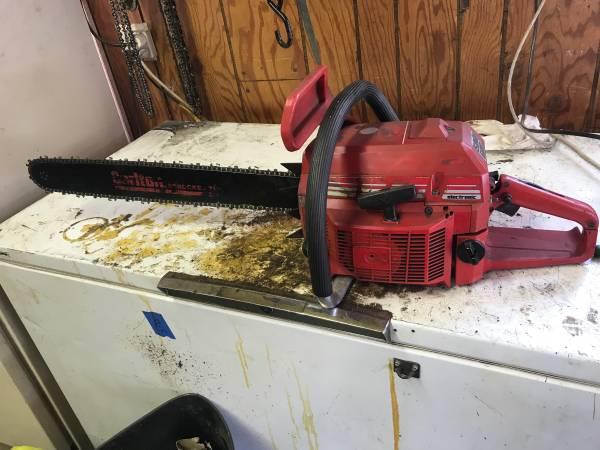 Photo Solo 680 chainsaw - $400 (Waitsburg)
