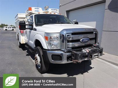 Photo Used 2011 Ford F450 XL for sale