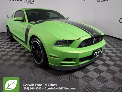 Photo Used 2013 Ford Mustang Boss 302 Coupe for sale
