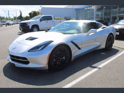Photo Used 2017 Chevrolet Corvette Stingray Coupe w 1LT for sale