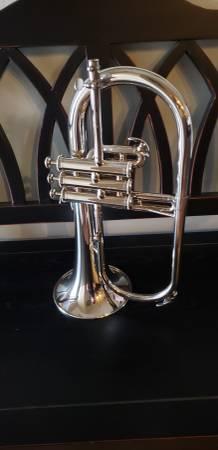 Photo Yamaha Flugelhorn 731 (Trumpet relative) - $1200 (West Richland)