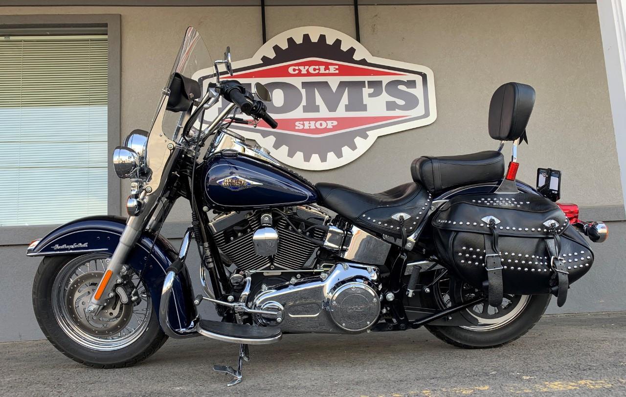 Photo 2013 Harley-Davidson FLSTC Heritage Softail $8996