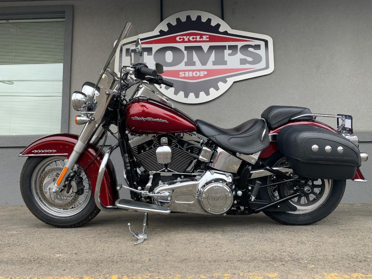 Photo 2016 Harley-Davidson FLSTN Softail Deluxe $12499