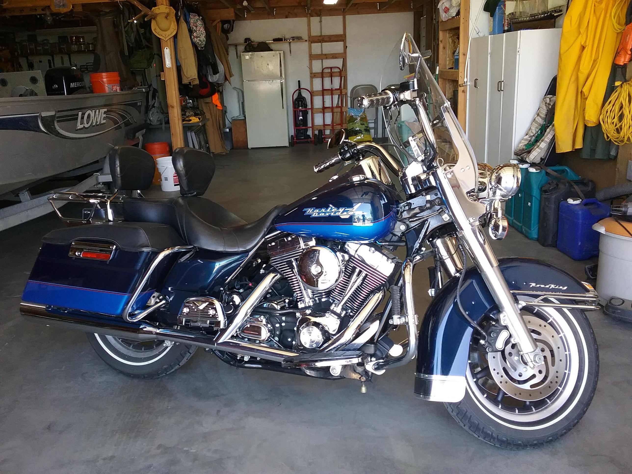 Photo 2004 Harley-Davidson ROAD KING $4500113.85113.85