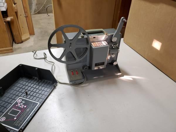 Photo Argus M-500 8mm Projector - $25 (Merriam)