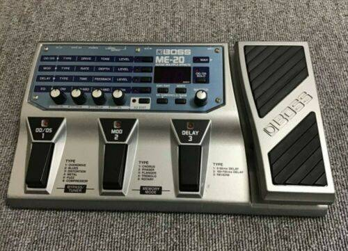 Photo BOSS ME-20 Guitar FX Processor - $65 (Kansas City)