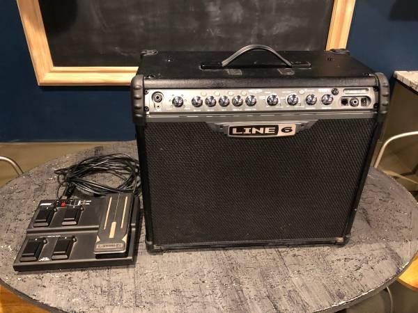 Photo Line 6 Spider III 75 Watt Guitar Amp - $140 (Leawood)
